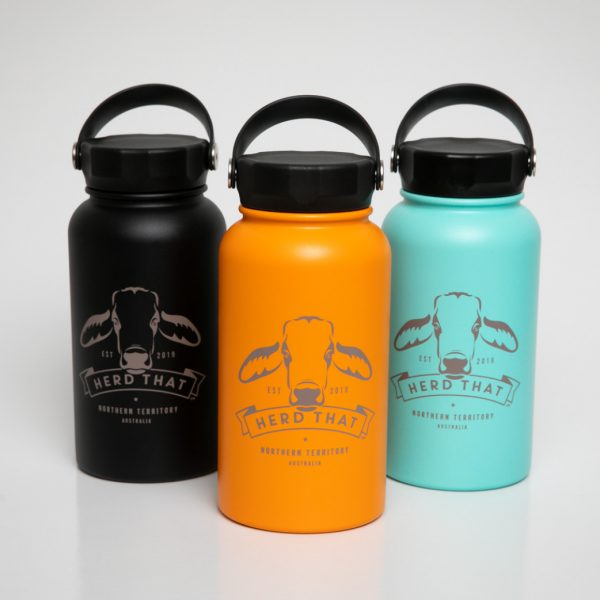 750ml Bottle - Group of three colours