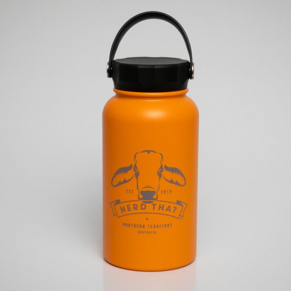 750ml Bottle - Orange