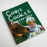 Cows Cooks and Casseroles Cookbook Cover